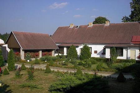 Ubytování jižní Čechy - Penzion v Záhoří - pohled zvenku