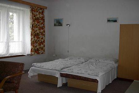 Ubytování jižní Čechy - Penzion v Záhoří - pokoj